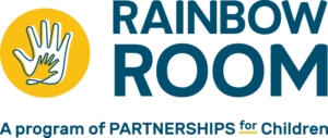 Partnerships for Children's Rainbow Room Program horiz logo 2