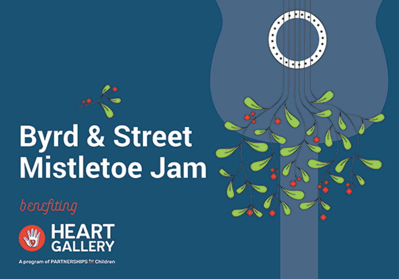 Mistletoe Jam Evergreen Image