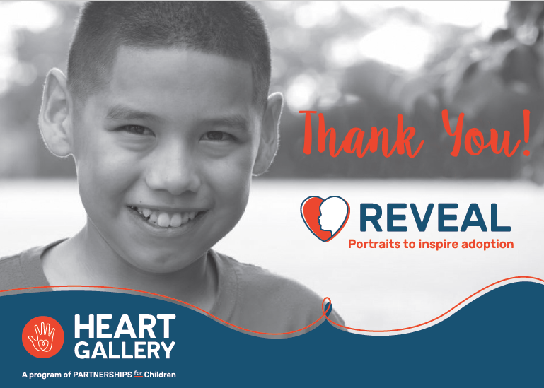 REVEAL Thank You
